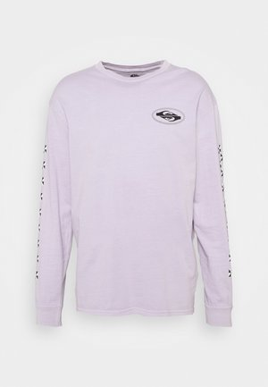 CHECK OUT - Long sleeved top - pastel lilac