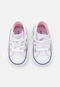 Converse - CHUCK TAYLOR ALL STAR - Zapatillas altas - white/pink/silver - 3