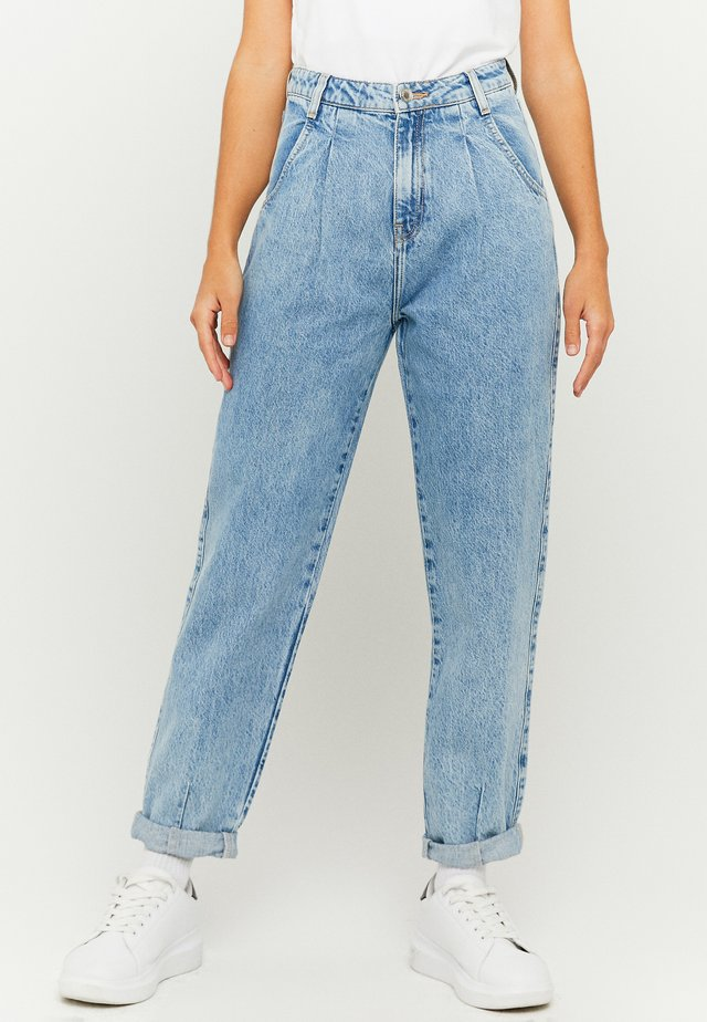 SLOUCHY - Jeans baggy - blu