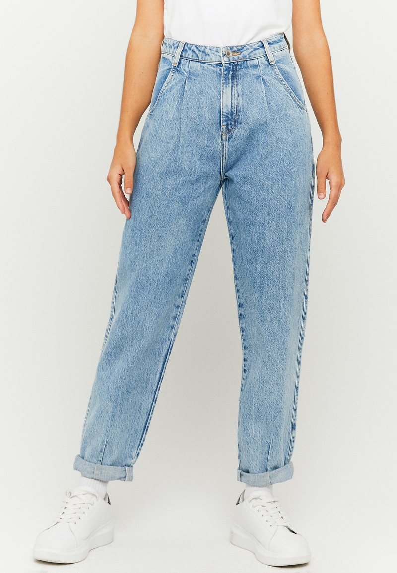 TALLY WEiJL - SLOUCHY - Relaxed fit jeans - blu