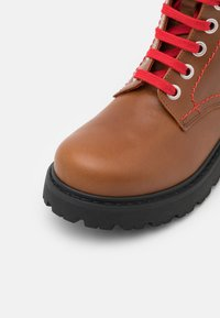 Marni - Lace-up ankle boots - brown - 5