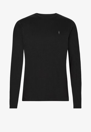 BRACE CREW - Long sleeved top - jet black