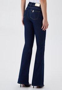 LIU JO - Flared Jeans - blue denim - 1