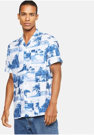 YURI - Camicia - blau