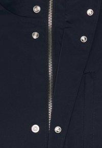 J.LINDEBERG - TERRY POLY STRETCH - Short coat - navy - 8