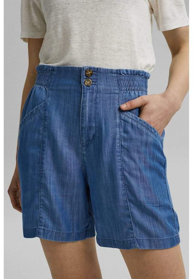 Shorts di jeans - blue medium wash