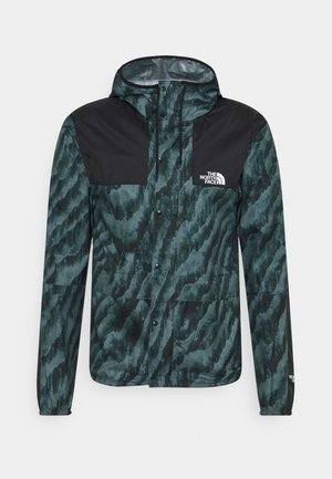 MOUNTAIN - Veste coupe-vent - balsam green wooden