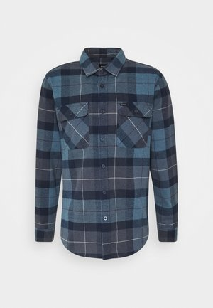 BOWERY  - Shirt - navy/carolina blue