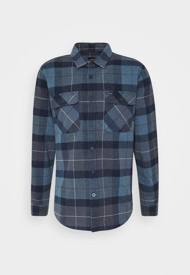BOWERY  - Camisa - navy/carolina blue