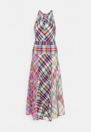 Denní šaty - madras