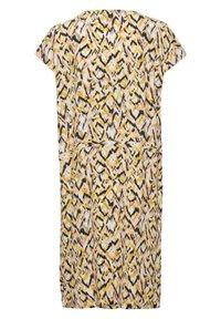 Soaked in Luxury - SL LAVADA - Sukienka letnia - mottled yellow - 5