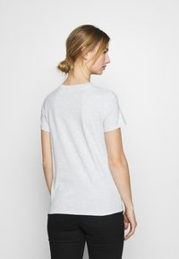 Levi's® - PERFECT TEE - T-shirt basic - orbit heather gray - 2