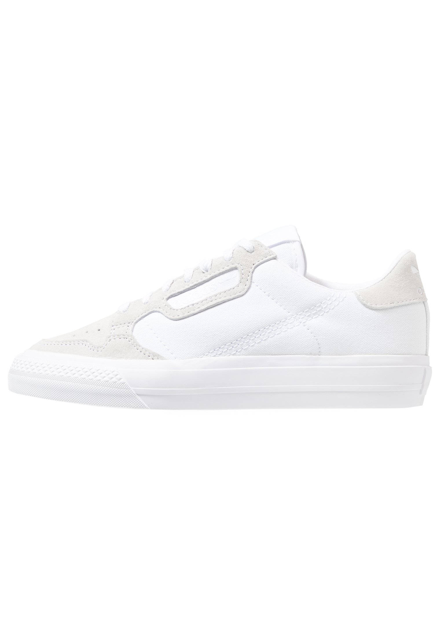 Adidas Originals Continental Vulc - Matalavartiset Tennarit Footwear White/crystal White