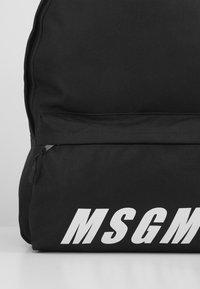 MSGM - Batoh - black - 2