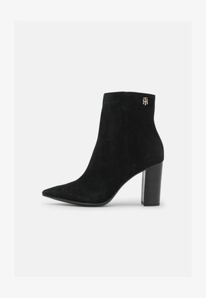 HARDWARE STUD BOOT - Classic ankle boots - black