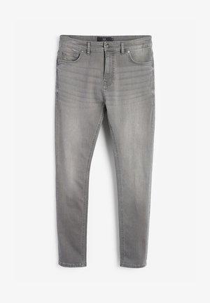 Slim fit jeans - mottled anthracite