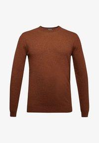 Esprit Collection - Jumper - rust brown - 7