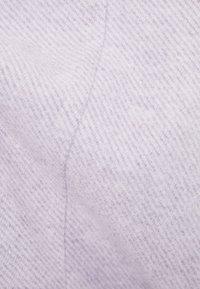 Bershka - Krátký kabát - mauve - 5