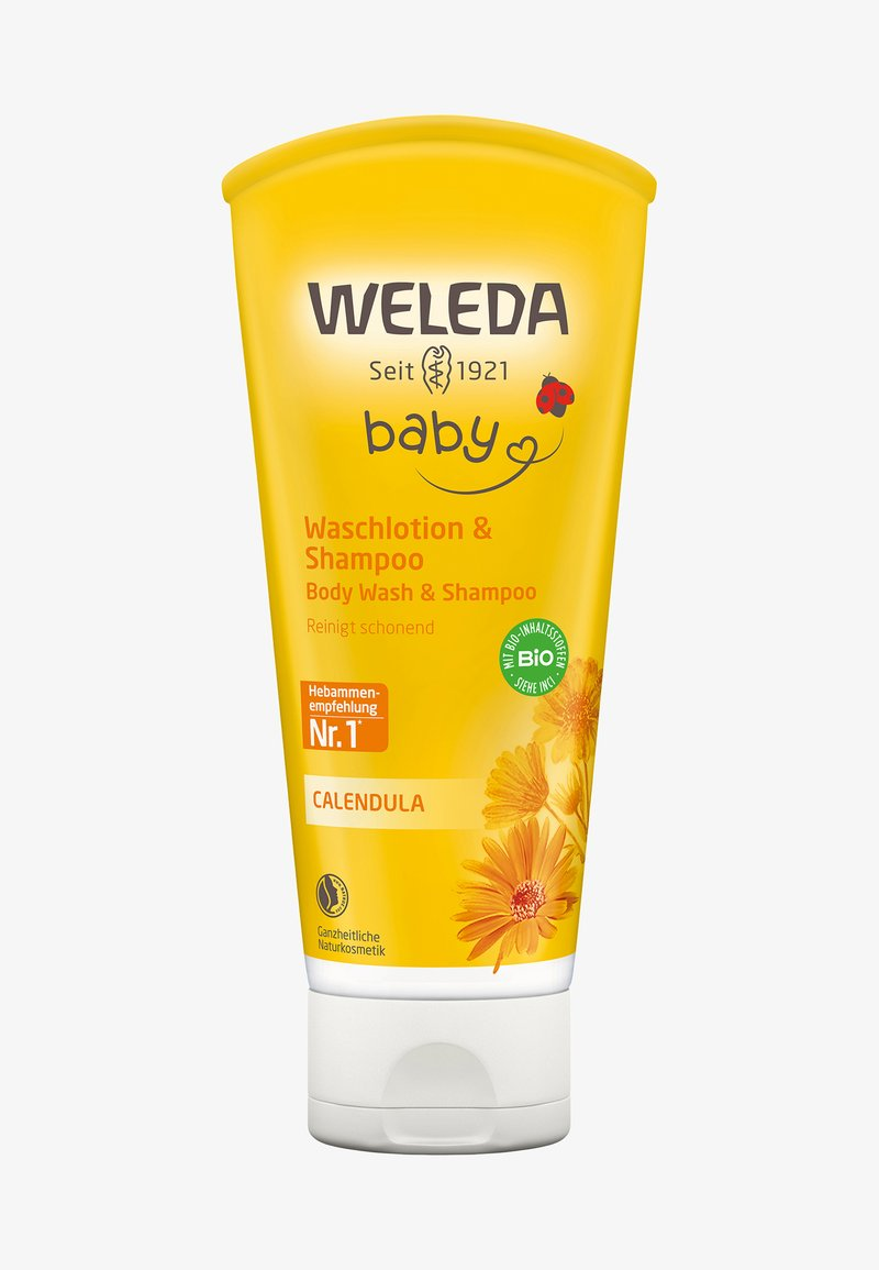Weleda - CALENDULA SHAMPOO & BODY WASH - Shower gel - -