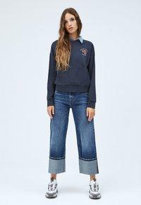 Pepe Jeans - MONA - Sweatshirt - dunkel ozaen blau - 1
