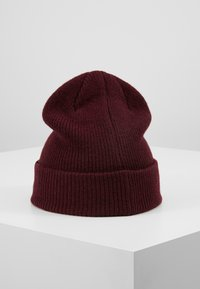 Selected Homme - SLHNEWWOOL BEANIE - Bonnet - burgundy - 2