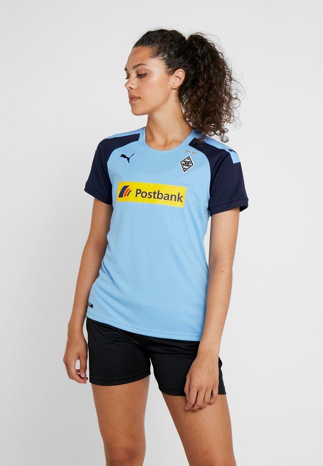 BORUSSIA MÖNCHENGLADBACH AWAY REPLICA WOMEN - Club wear - team light blue/peacoat