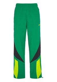 Reebok Classic - 2020-04-01 CLASSICS TWIN VECTOR TRACK PANTS - Tracksuit bottoms - green - 0