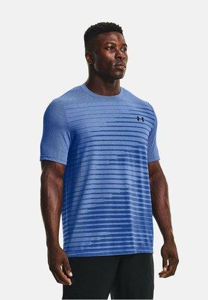 SEAMLESS FADE - T-shirt con stampa - dark blue