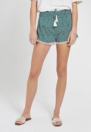 Shorts - hunter green