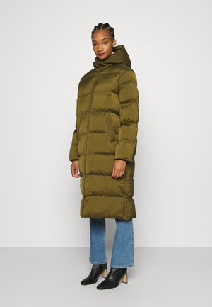 SERA COAT  - Winter coat - dark olive