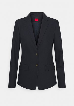 Blazer - open blue