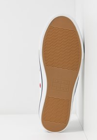 Tommy Jeans - FLATFORM FLAG  - Baskets basses - white - 6