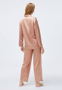 OYSHO - Pyjama bottoms - rose - 2