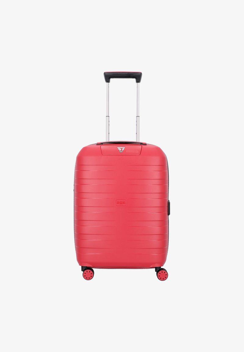 Roncato - Wheeled suitcase - rosso