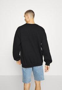 Topman - LOS ANG HERITAGE - Sweatshirt - black - 2