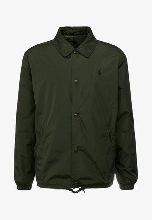 COACHES JACKET - Summer jacket - company olive