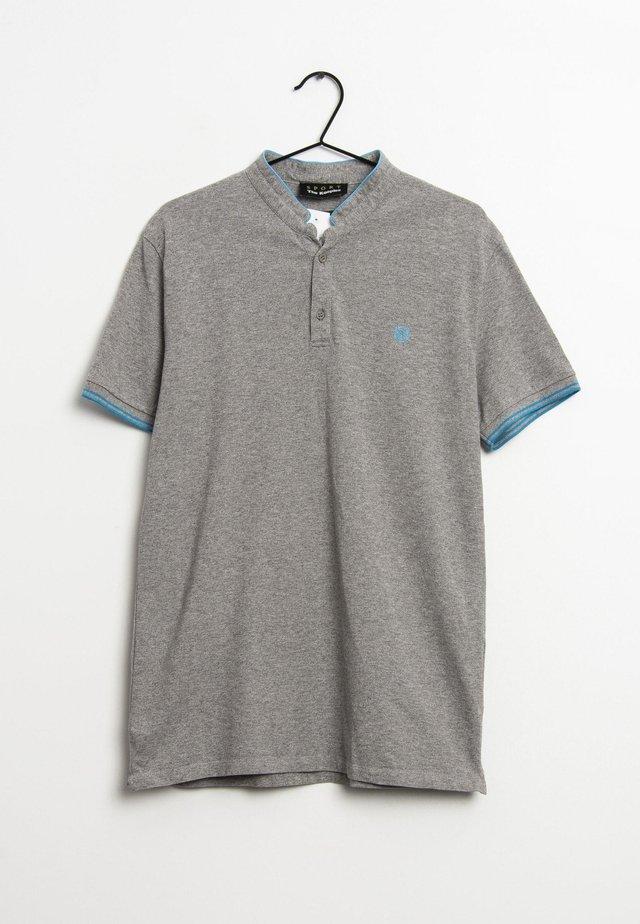 T-shirt basique - grau