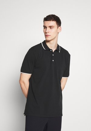 STEFAN - Poloshirt - black