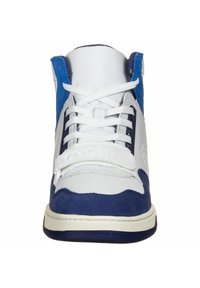 Lacoste LIVE - Sneakers high - white/blue - 5