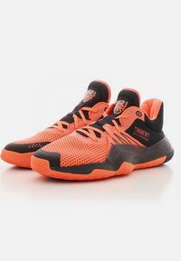 adidas Performance - D.O.N. ISSUE 1 - Basketball shoes - core black/solar red - 2