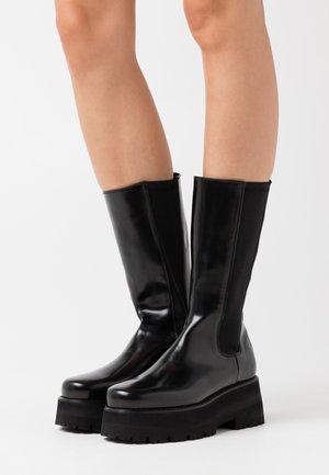 STIVALE DONNA WOMANS BOOT - Platform boots - black