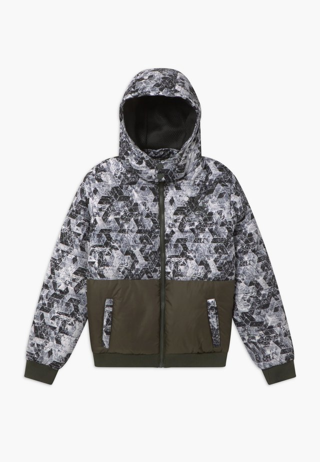 Winter jacket - kaki