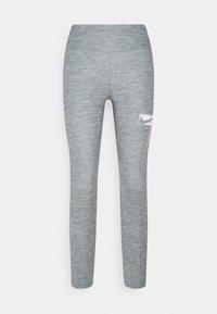 Nike Performance - ONE - Leggings - light smoke grey/heather/white - 3