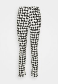 Missguided Petite - DOGTOOTH VICE - Jeans Skinny Fit - multi - 4