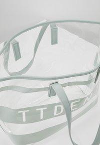 TOM TAILOR DENIM - LINARES SET - Tote bag - mint - 4