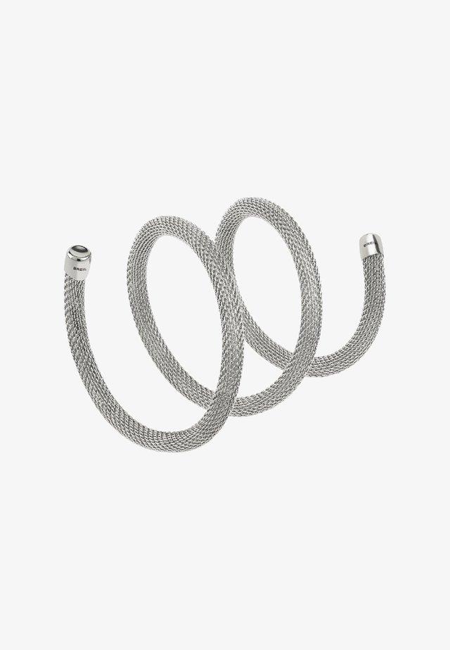 NEW SNAKE - Bracciale - argento
