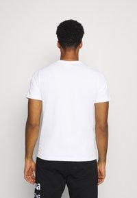 Kappa - ILJAMOR - Camiseta básica - bright white - 2