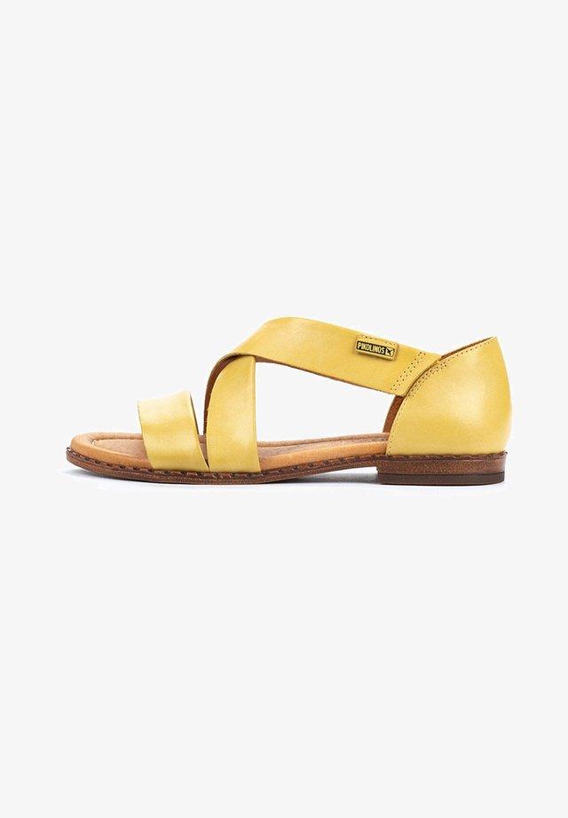 ALGAR W0X - Sandals - sol