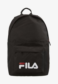 Fila - NEW BACKPACK SCOOL TWO - Rygsække - black - 1