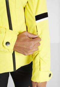 Ziener - TOYAH LADY - Ski jas - yellow power - 11